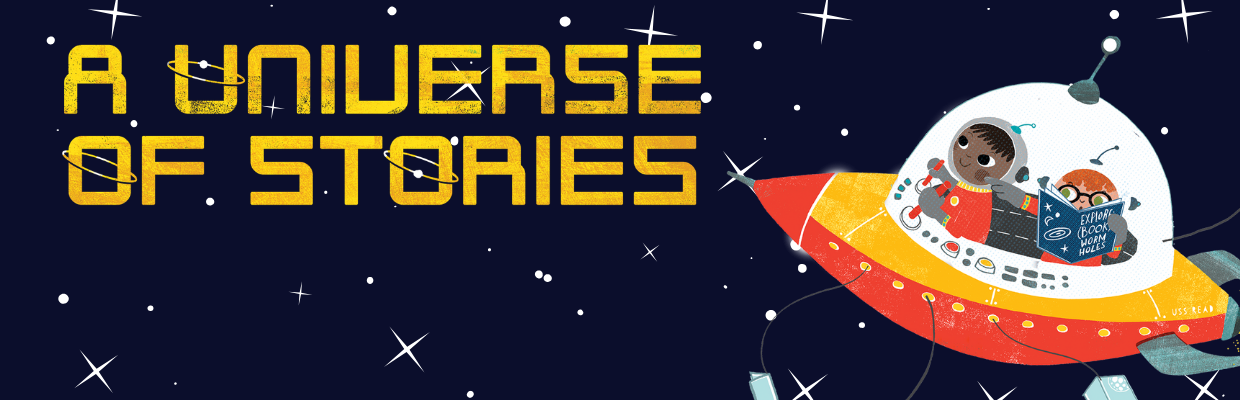 Summer Reading 2019: A Universe of Stories