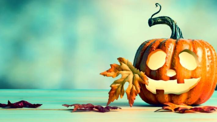Virtual Halloween Storytime @ Online