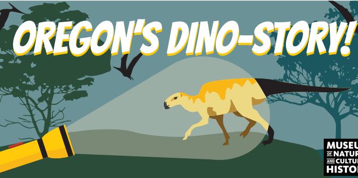 Oregon's Dino-Story @ Aloha Community Library
