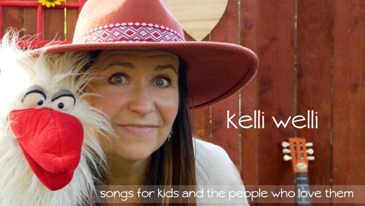 Kelli Welli Virtual Dance Party @ Online